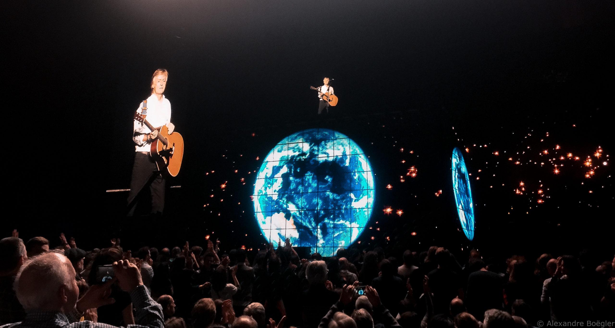 Paul McCartney à la Paris Défense Arena 28/1Paul McCartney - Paris Défense Arena 28/11/18 - Alexandre Boëgle1/18 Alexandre Boëgler